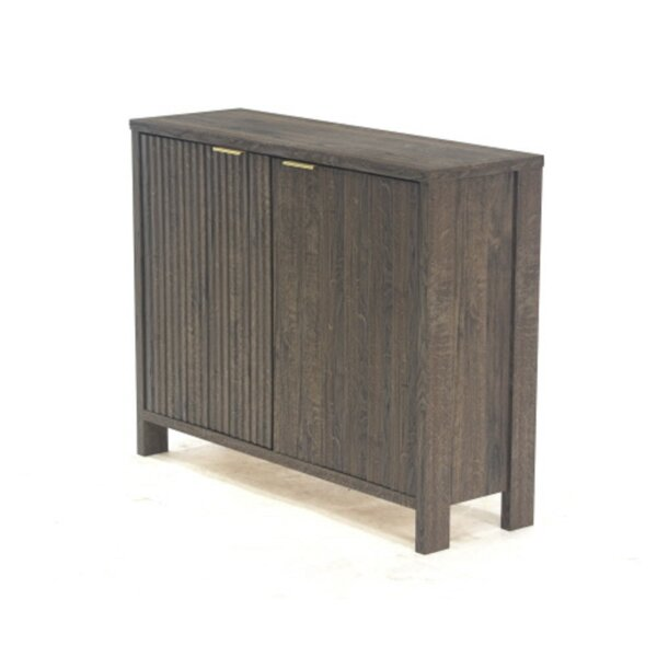 Caple 2 Door Rectangular Accent Cabinet by Foundry Select Foundry Select