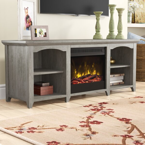 Danforth Electric 56 TV Stand by August Grove