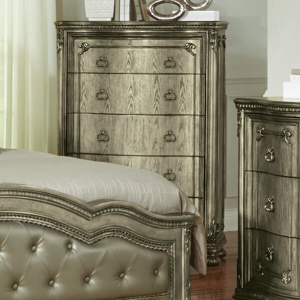 Liola 5 Drawer Chest by Astoria Grand