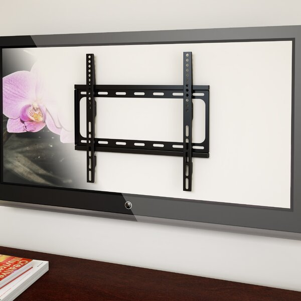 Fixed Wall Mount for 26 - 47 TVs Flat Panel Screens by CorLiving