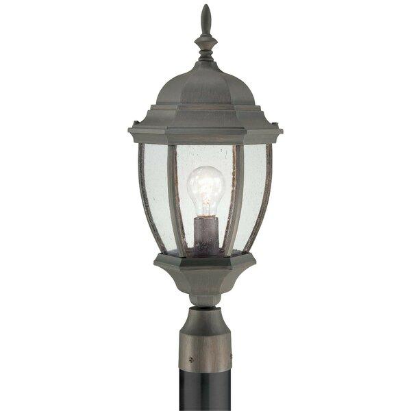 Convington Outdoor 1-Light Lantern Head by Thomas Lighting