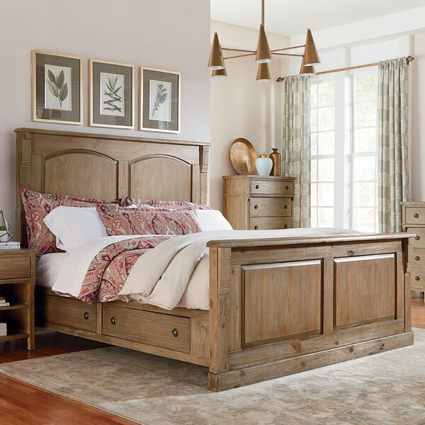 Grimaud Storage Standard Bed by Lark Manor