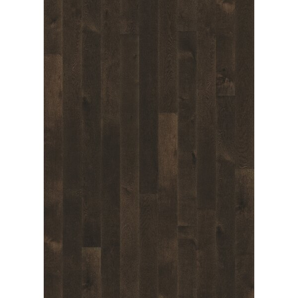 Canvas 5 Engineered Oak Hardwood Flooring in Impasto by Kahrs