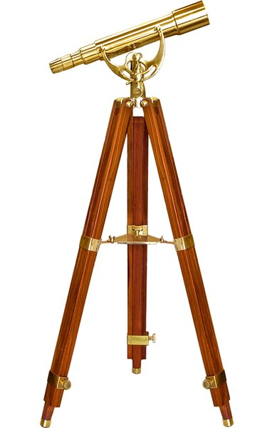 Anchormaster Floor Tripod Statue Telescope by Bars