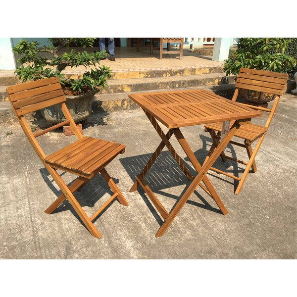 3 Piece Bistro Set by Exaco