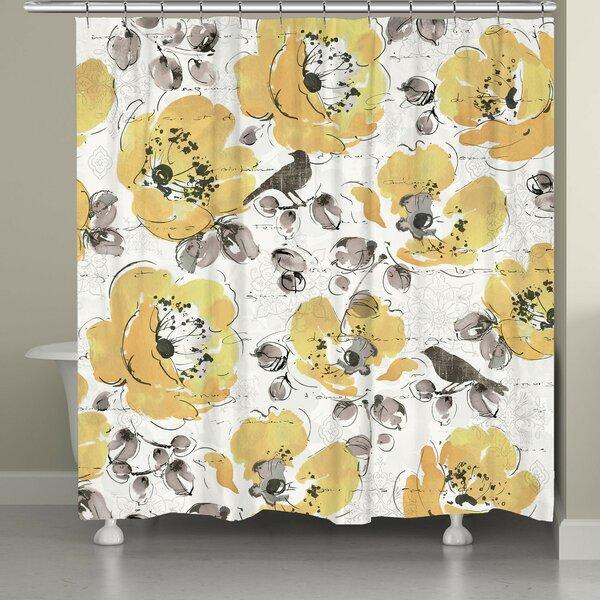 Yoshiko Shower Curtain by Red Barrel Studio