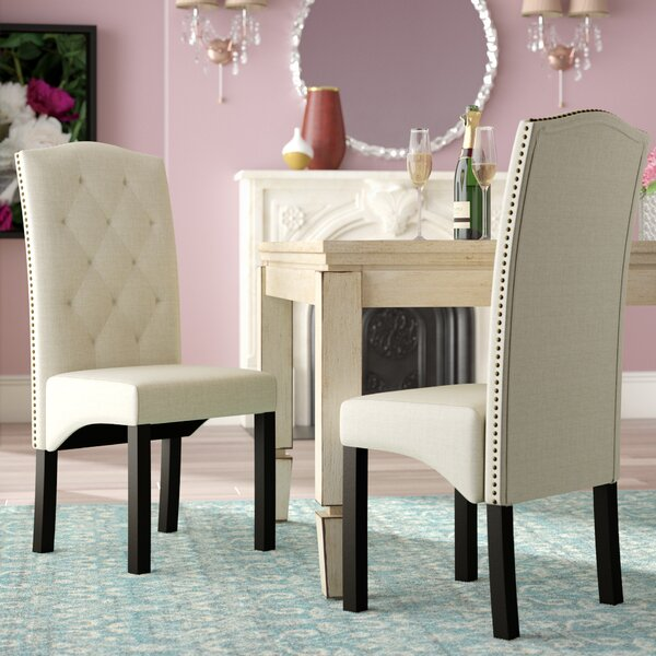 Emelie Side Chair (Set of 2) by Willa Arlo Interiors