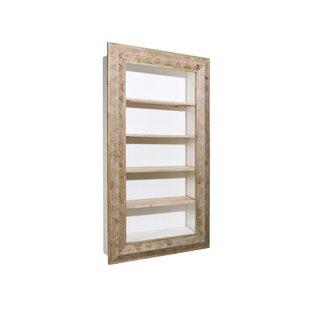 Macari Standard Bookcase Studio Home Furnishings