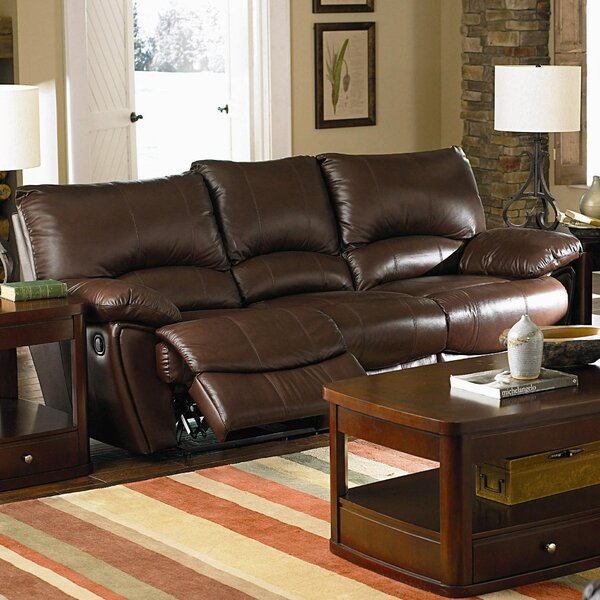 Elizalde Plushly Reclining Sofa by Darby Home Co