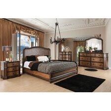 Barrington Transitional Panel Customizable Bedroom Set by Fleur De Lis Living