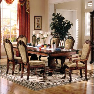 Liam Extendable Dining Table by Astoria Grand