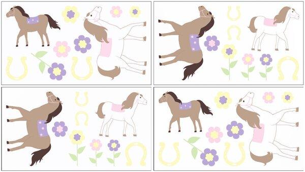 Pony Wall Decal by Sweet Jojo Designs