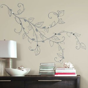 Perfect Trees And Flower Wall Decals Youu0027ll Love | Wayfair Part 12