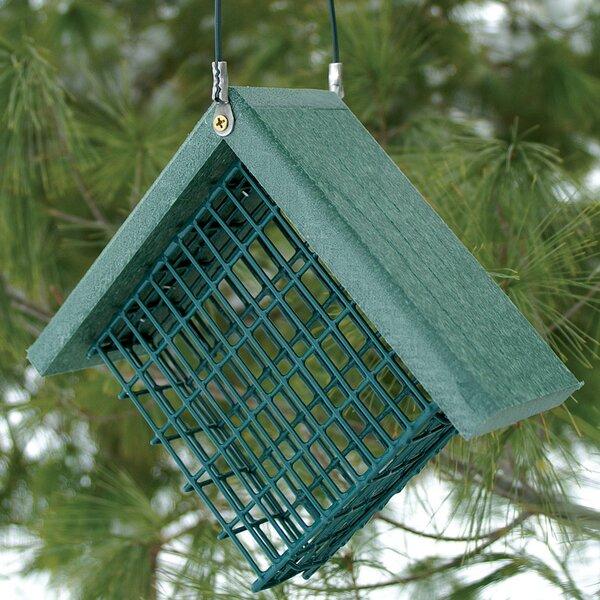 Go Green Suet Bird Feeder by Audubon/Woodlink