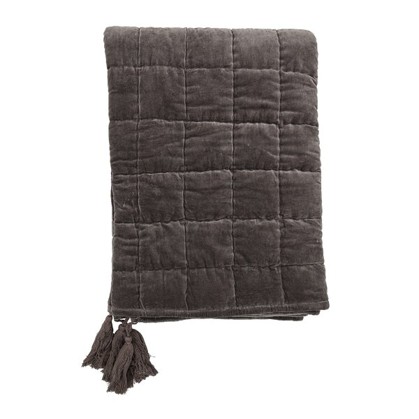 Chantilly Quilted Cotton Throw by Gracie Oaks