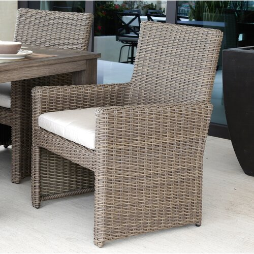 Sunset West Coronado Patio Dining Chair With Cushion Wayfair