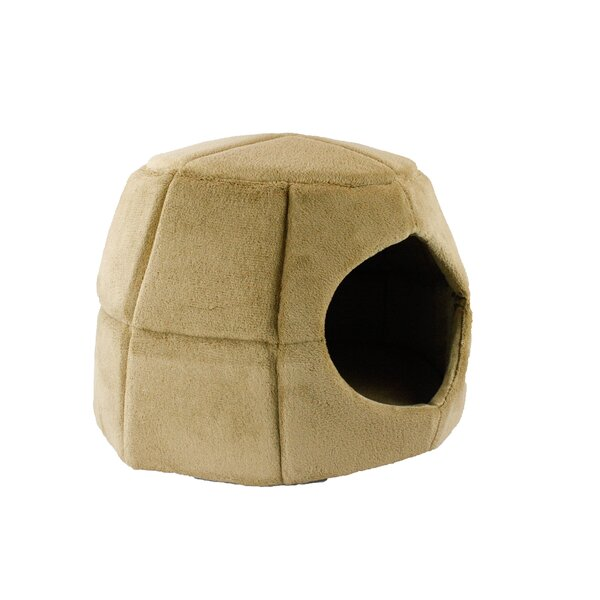 Krieger 2 in 1 Honeycomb Hut Cuddler Hooded by Tucker Murphy Pet