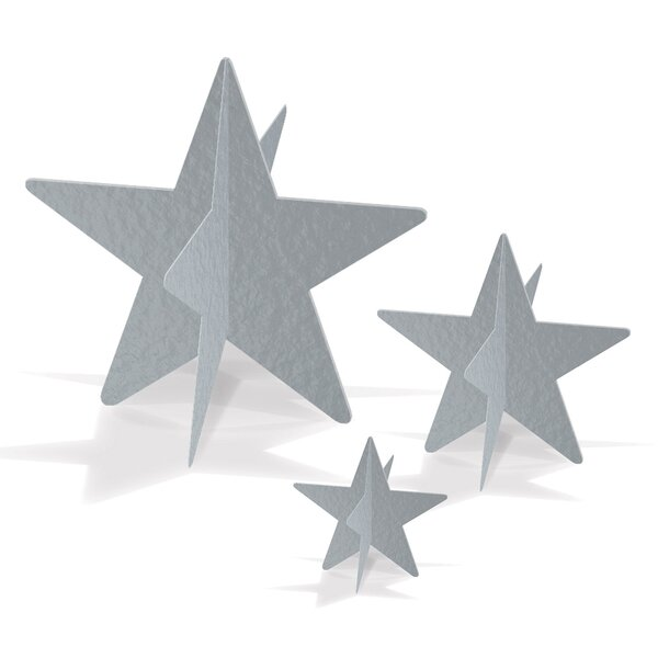 Awards Night 3-D Star Sculpture by The Party Aisle