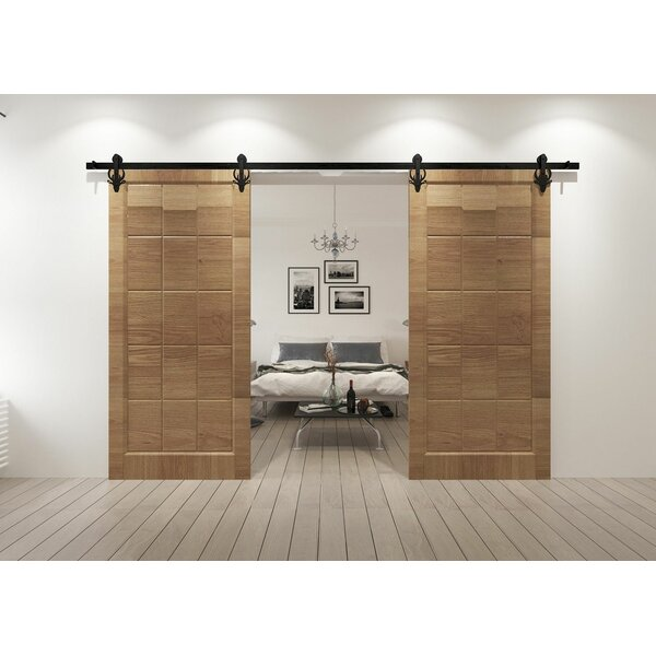 Bucks Barn Door Hardware by Homacer