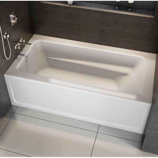 Signature® 60 x 36 Alcove Bathtub by Jacuzzi®