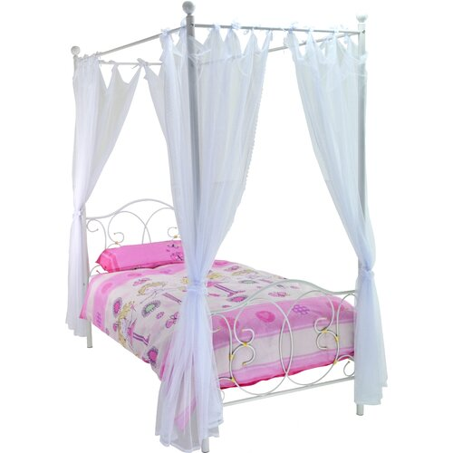 Ballet Single Four Poster Bed Just Kids