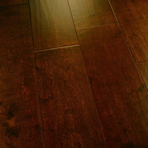 Penultimate 7 Manufactured Wood Birch Hardwood Flooring in Veritable by Albero Valley