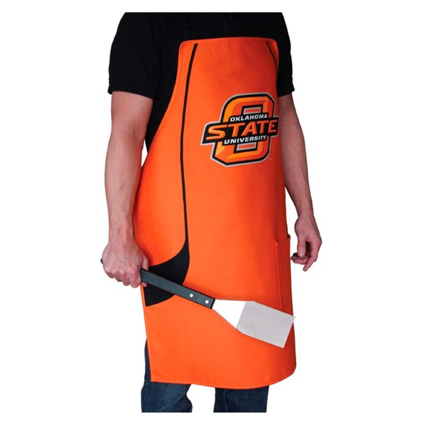 NCAA Jersey Apron by Grill Topper