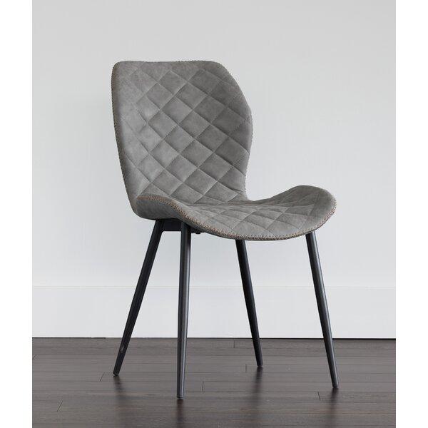 Lyla Upholstered Dining Chair (Set of 2) by Sunpan Modern
