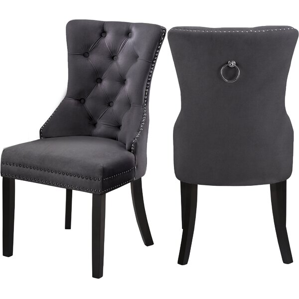 Stonefort Upholstered Dining Chair (Set Of 2) By Darby Home Co Darby Home Co