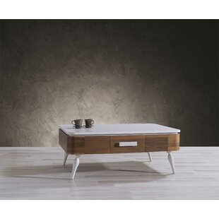 Valorie Coffee Table with Storage