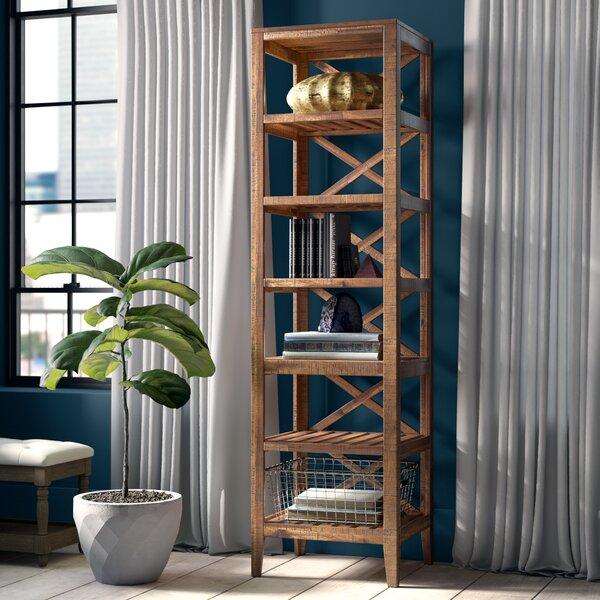 Telfair Etagere Bookcase by Greyleigh