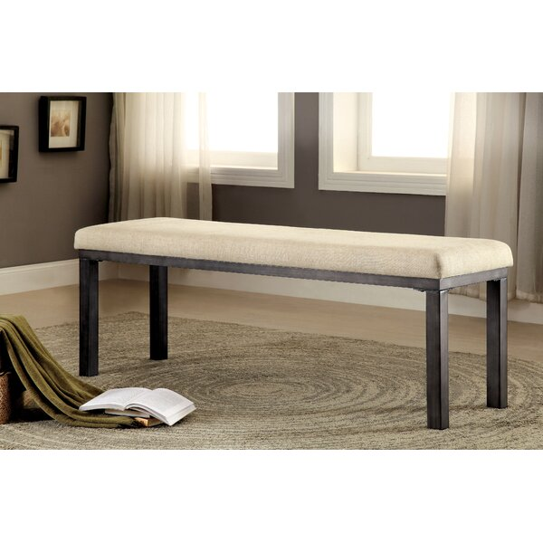 Thurman Upholstered Kitchen Bench by Red Barrel Studio