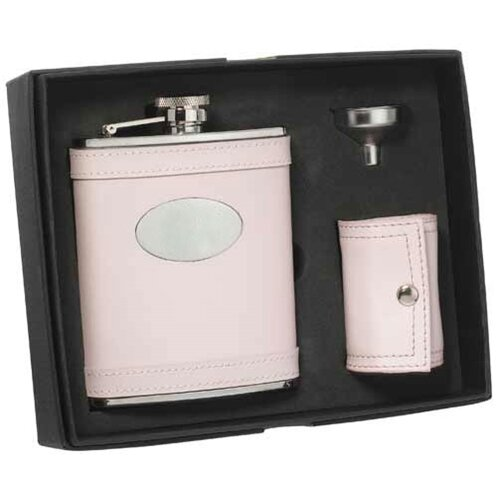 Onida Deluxe Flask Gift Set by Visol Products