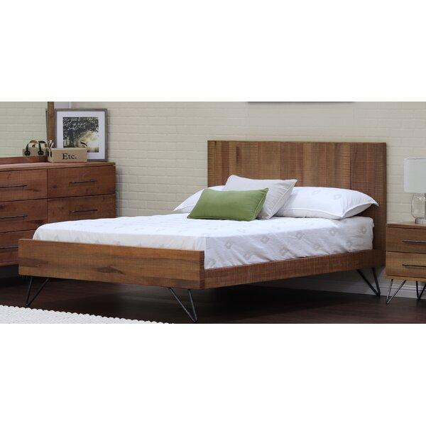 Austin Platform Bed by Home Image