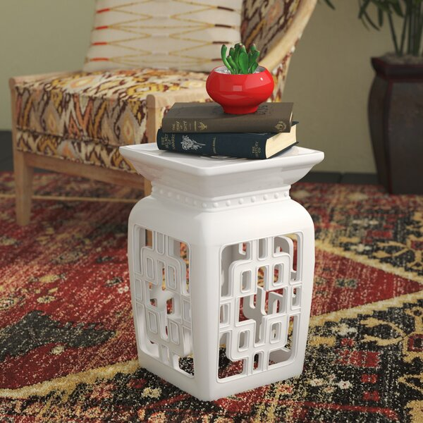 Amedee Garden Stool by World Menagerie