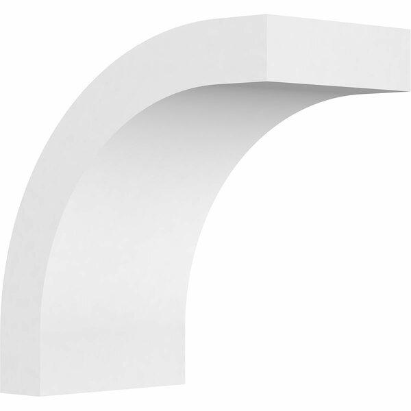 Heritage Standard Architectural Grade PVC Brace by Ekena Millwork