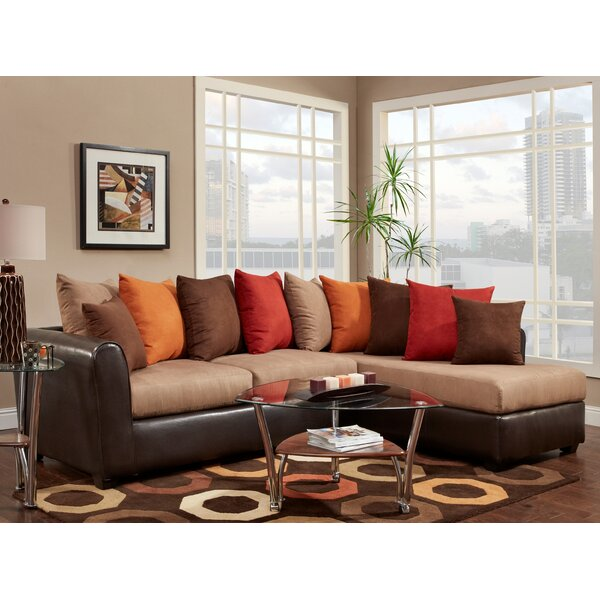 Belle Sectional by Wildon Home®