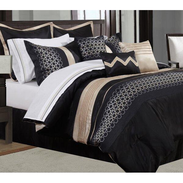 Dandridge 7 Piece Comforter Set by Mercer41