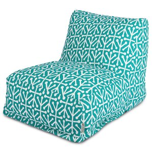 Majestic Home Goods Pacific Aruba Bean Bag Lounger