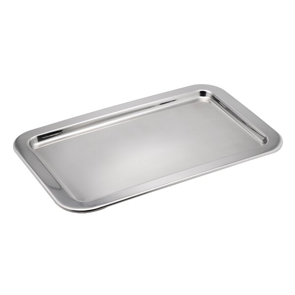 Rectangular Stackable Serving Tray by SMART Buffet Ware