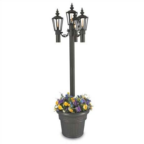 Islander Outdoor 4-Light 85 Post Light by Patio Living Concepts