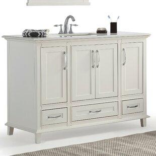 48 inch bathroom vanity with sink. Ariana 49  Single Bathroom Vanity Set 48 Inch Vanities You Ll Love Wayfair Ca
