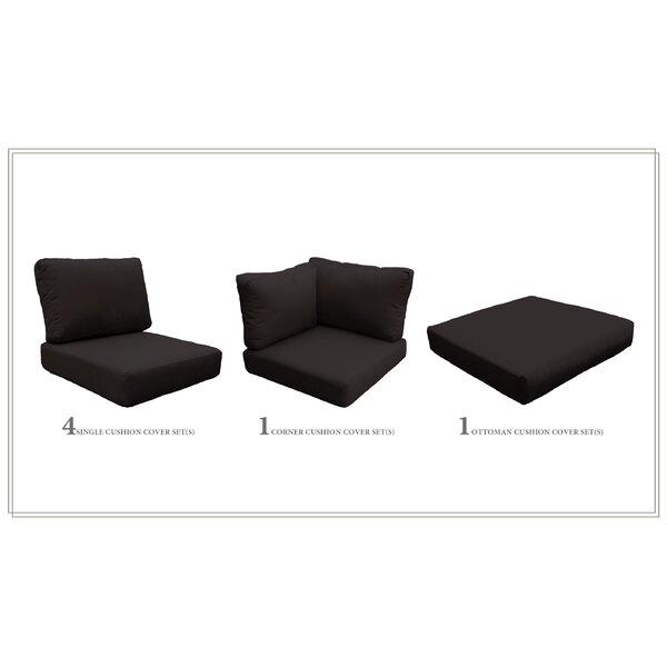 Miami 12 Piece Outdoor Cushion Set By TK Classics