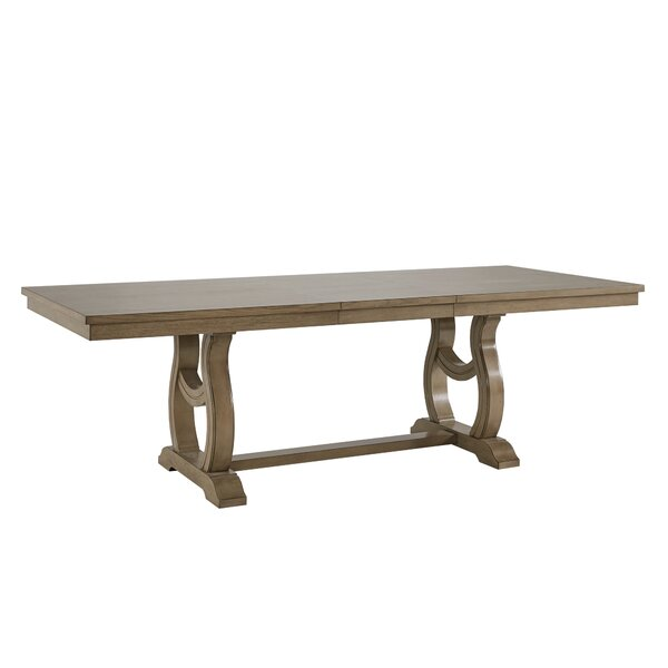 Gerald Extendable Dining Table by Ophelia & Co.