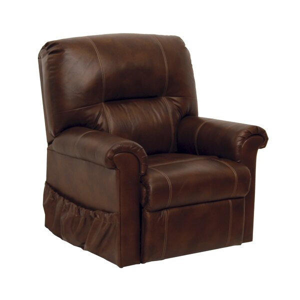 Vintage No Motion Power Recliner by Catnapper
