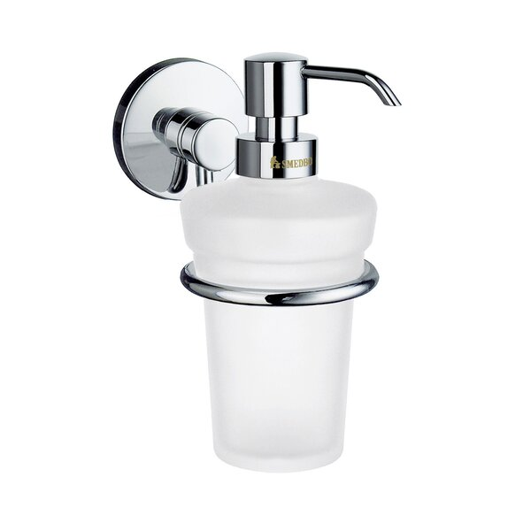 Studio Holder Soap Dispenser by Smedbo