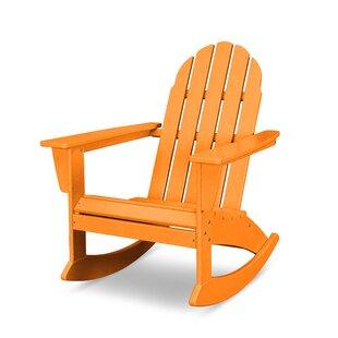 Nice Orange Adirondack Chairs Youu0027ll Love | Wayfair