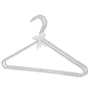 Pearl Plastic Hanger (Set of 2) ByHome Basics