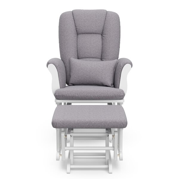 Tuscany Glider And Ottoman By Storkcraft