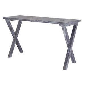 Tamera Cross Legged Console Table by August ..